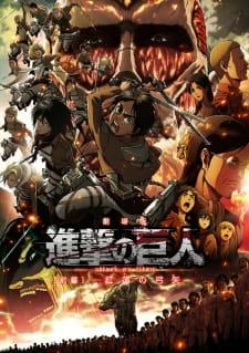 Shingeki no Kyojin Movie 1: Guren no Yumiya Sub Indo
