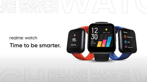 Realme Watch gets improved notification management, battery optimizations with new update.
