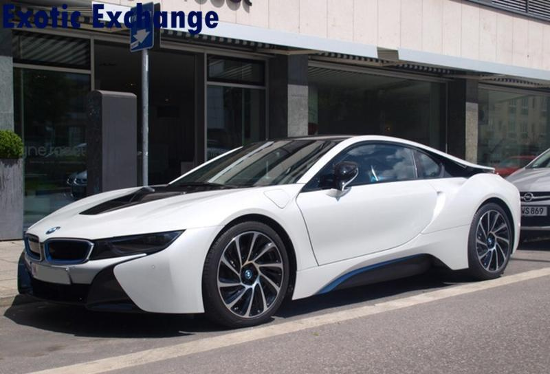 Wheels Of The Week 2015 Bmw I8