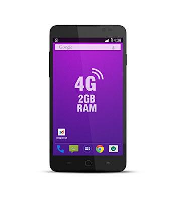 Coolpad Dazen 1 4G (Black)