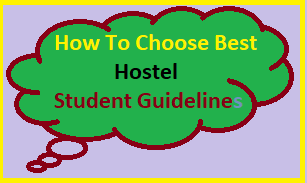 How To Choose Best Hostel