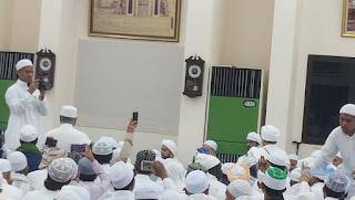 Kabar Haul Abuya di Mekkah