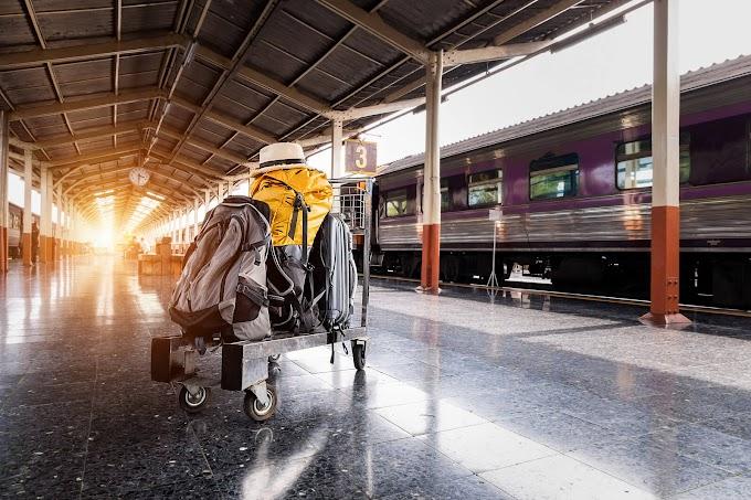 Lakukan Tips Ini Agar Nyaman dan Aman Saat Membawa Barang Bawaan di Kereta