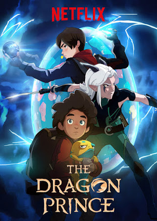 Poster Of The Dragon Prince 2018 Watch Online Free Download