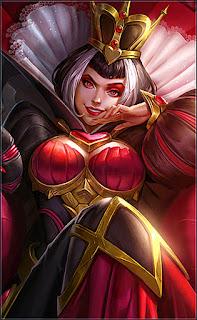 Aurora Heartbreak Empress Heroes Mage of Skins Starlight V1