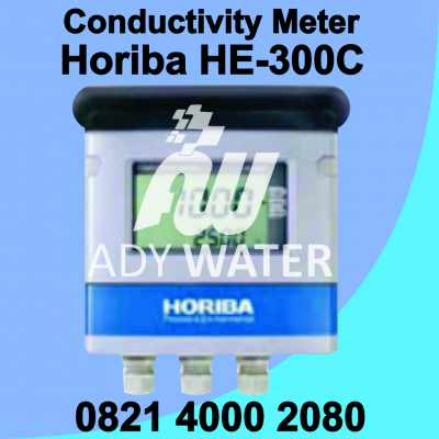 Jual conductivity meter horiba