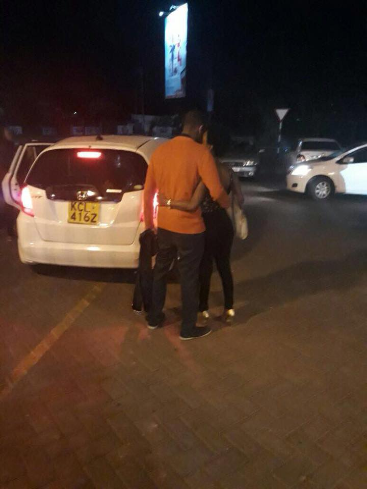 Exclusive Photos: Sharon Mundia's Husband Lonina Leteipan Moves On, Spotted With A Hotter Lady
