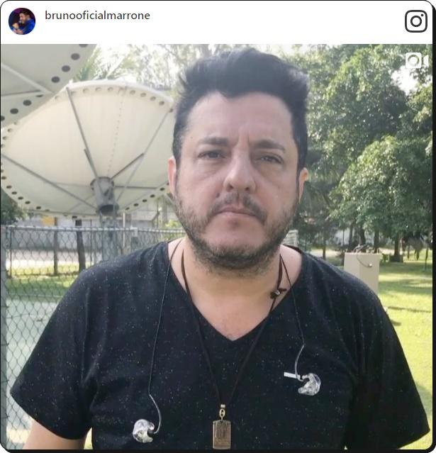 """BRUNO SE DESCULPA POR FAZER SHOW BÊBADO: """"NÃO ME LEMBRO DE NADA"""""""