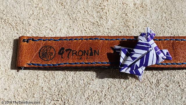 47 Ronin strap back