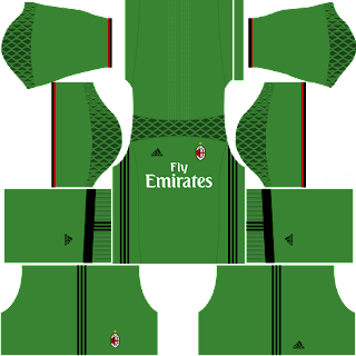 Milan - Dream League Soccer Kits & Logo