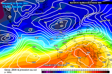 Meteo24news.gr: Παροδικές χιονοπτώσεις στα ορεινά και λίγες βροχές στα πεδινά αύριο Πέμπτη