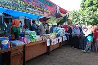 Dalam Rangka Hari Juang TNI AD 2019 Kodim 1608/Bima Gelar Pasar Murah