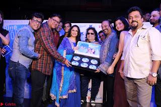 Gracy Singh and Bappi Lahiri   Blue Mountain Music Launch IMG 0706.JPG