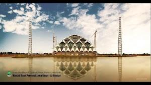 Design Unik dan Megah Masjid Raya Provinsi Jawa Barat (Al-Jabbar)