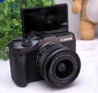 Jual Mirrorless Canon EOS M6