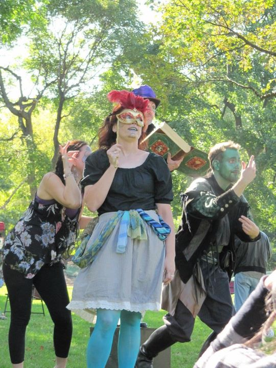 Terra Mysterium: The Importance of Pagan Pride