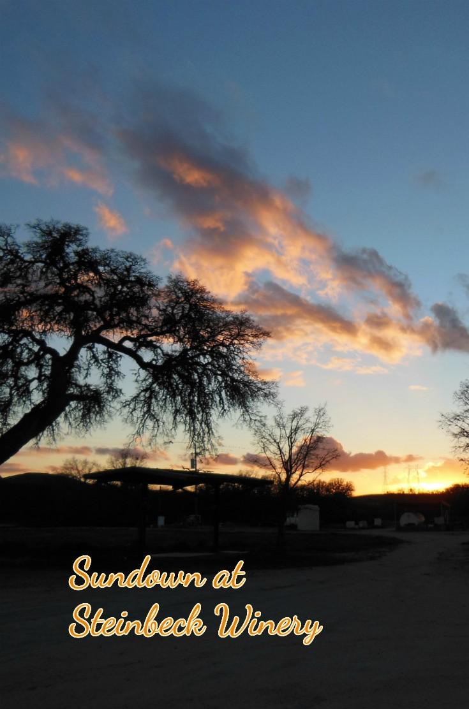 Photos of Sundown at Steinbeck Winery