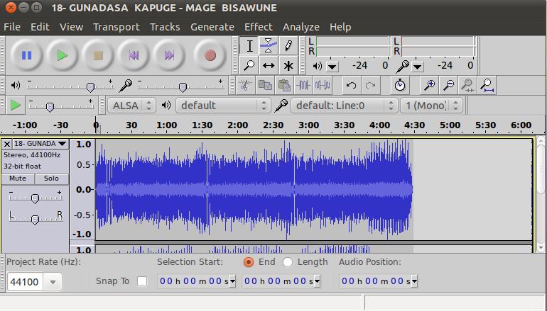 10 Best Free Audio Editors For Ubuntu 14 10
