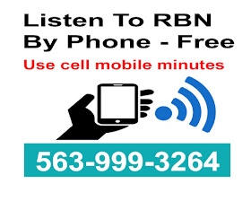 Listen To RBN By Phone (Free)