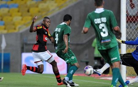 Assistir  Flamengo x Cabofriense ao vivo 21/01/2018