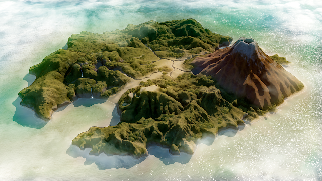 Análisis de Sakuna of Rice and Ruin - Isla