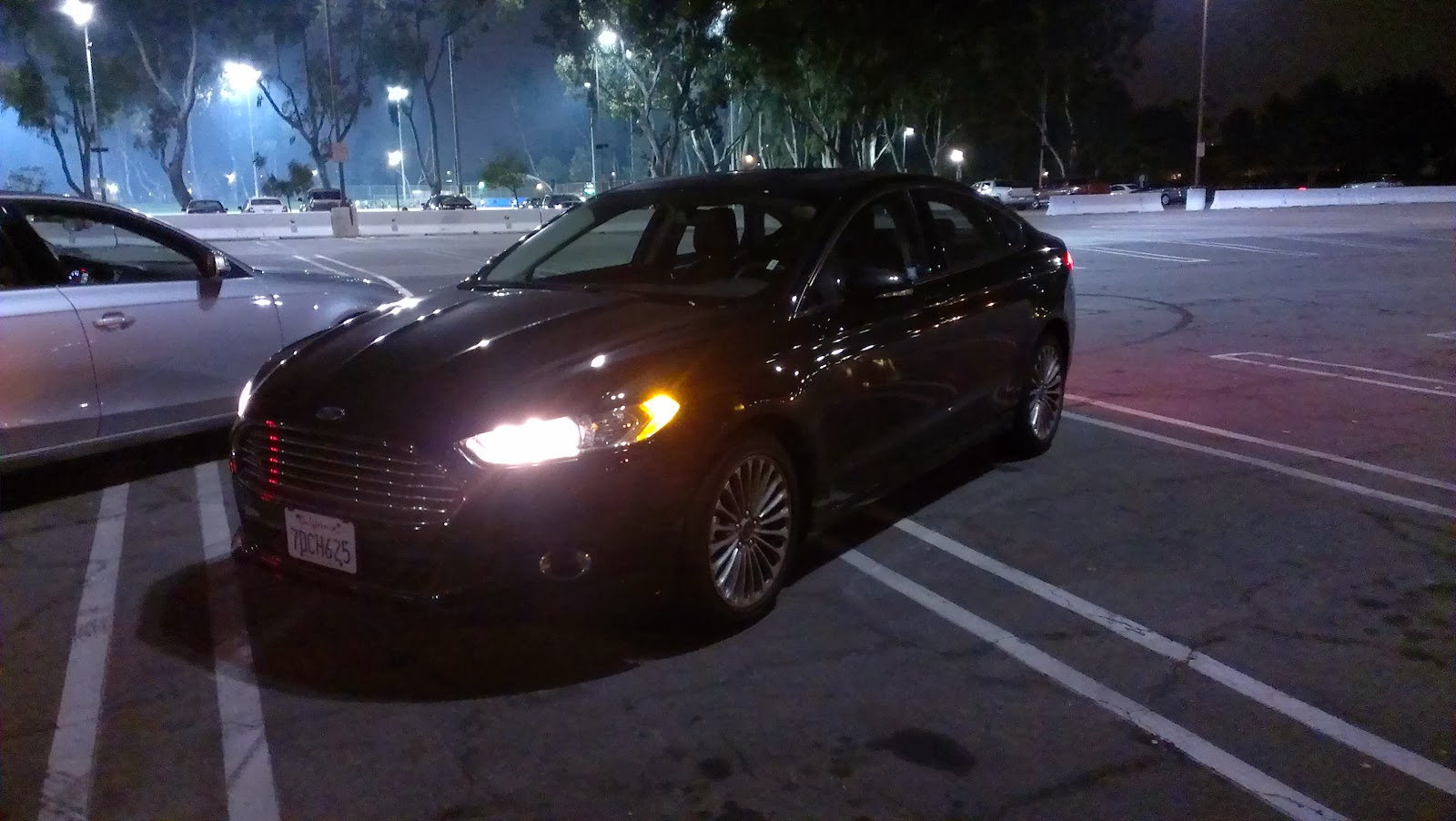 East-West Brothers Garage: Guest Post: 2014 Ford Fusion Titanium