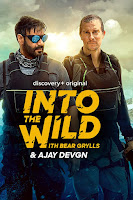 Into the Wild with Bear Grylls and Ajay Devgn 2021 Full Episode Hindi 720p HDRip