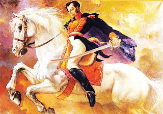 El Libertador Simón Bolívar