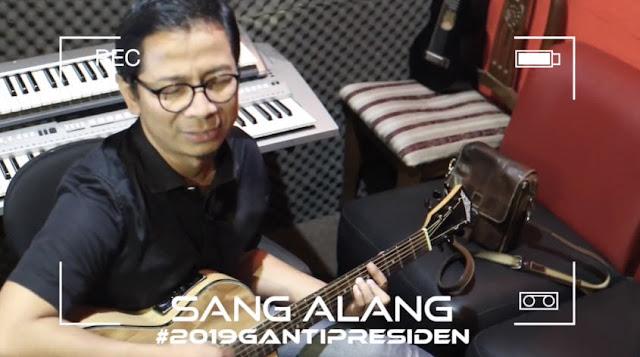 lagu 2019 Ganti Presiden Jiplak