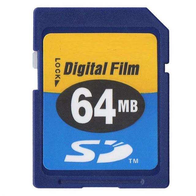 La increíble memoria SD de 1 Terabyte, pronto en el mercado