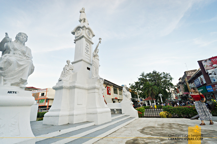 What to See in Zamboanga City Plaza Rizal