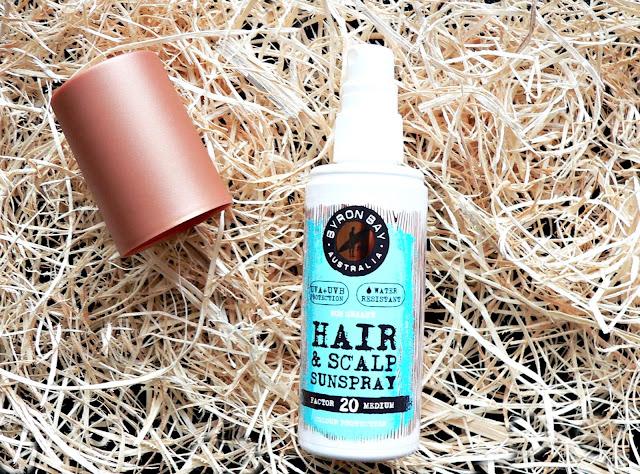 byron bay suncare sunspray tan activator - essence luminous mat bronzer - mary lou manizer - essence matte compact powder - mua hydro primer