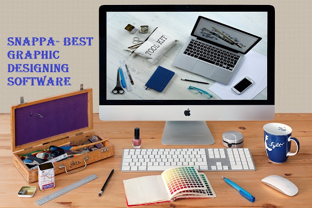 Snappa- Quick & Easy Graphic Designing Software.