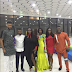 BBNaija stars  Kemen, Uriel, Bisola, Debie-Rise and Bassey spotted at Cross River at 50 dinner in Calabar (photos and video)