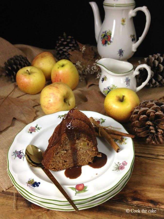 babovka, bundt-cake, apple-cinnamon-cake, bundt-cake-de-manzana-y-canela