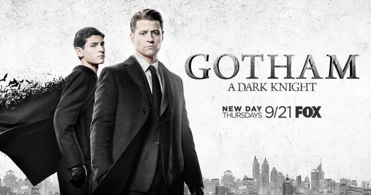 Tem Na Web - Crítica: Gotham - 4ª temporada