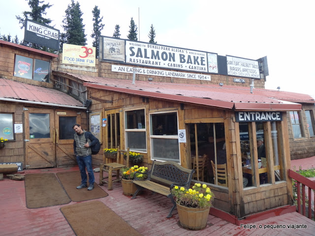 Restaurante Salmon Bake