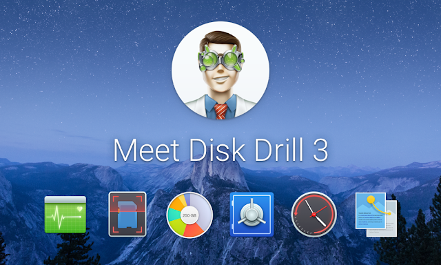 How to recover files and messages deleted from mobile with Disk Drill 3