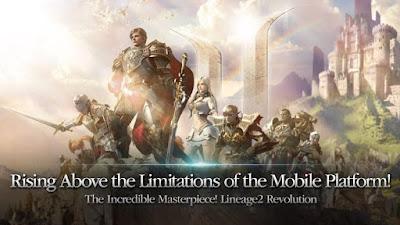 Game Lineage 2 Revolution Apk Mod6