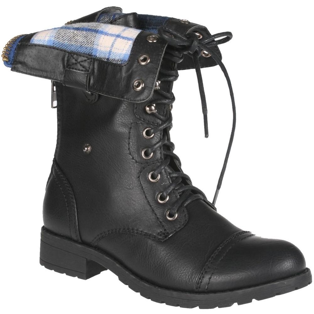 Cheap Biker Boots