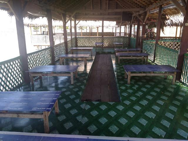 Sapentana Bawean, Warung Makan dan Nongkrong Hits di Bawean