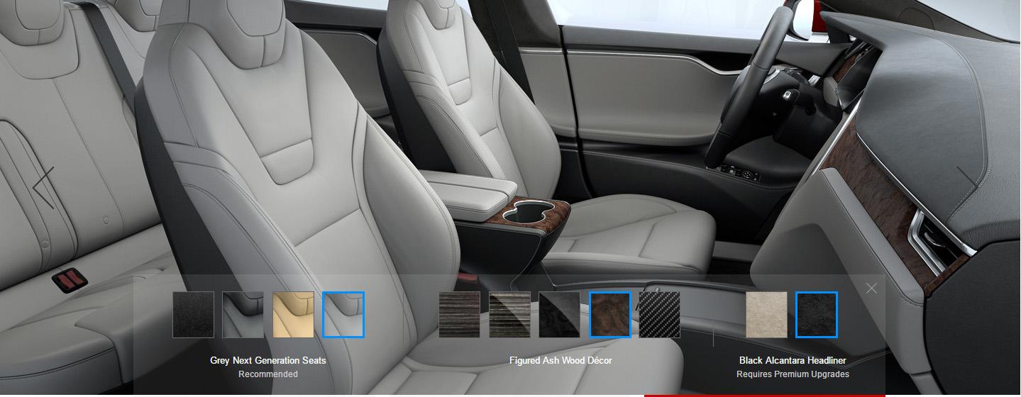 Tesla Model S Facelift (2017) 31