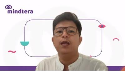 Bayu Bhaskoro CMO dan Co-Founder Mindtera