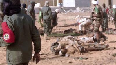 عـاجـل مجزرة جديدة بحق المسلمين.. مقتل 110 من قومية فولانى وسط مالى