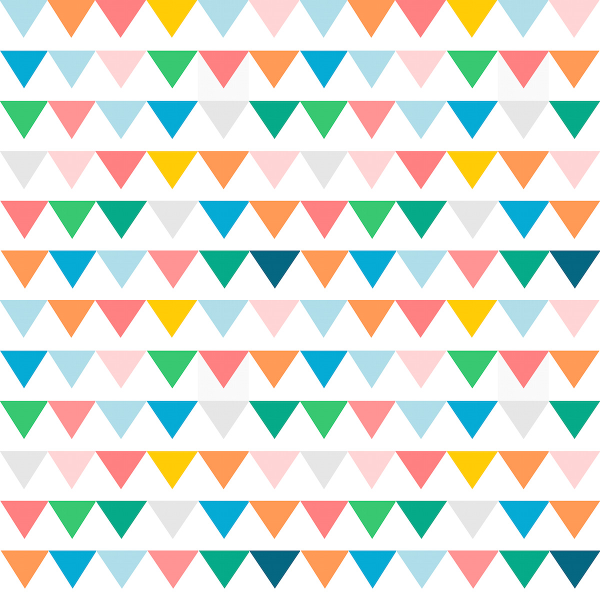 Free Digital Bunting Scrapbooking Paper on Free Printables For The Home