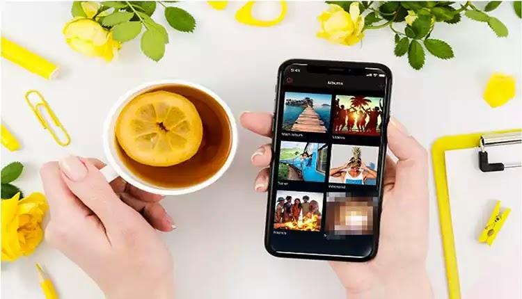 كيفية إستعادة الصور بعد حذفها على هواتف الأيفون ؟