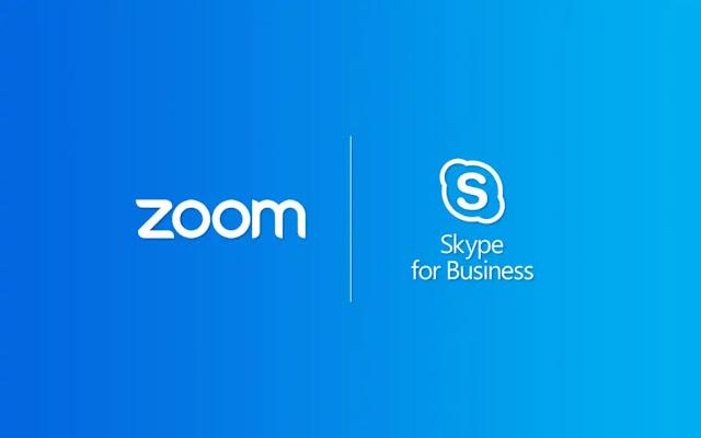 كيفية استخدام تطبيقات Zoom و Skype على ماك وآيفون وآيباد