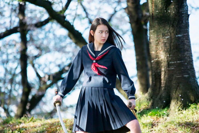 Blood-Club Dolls 2 (Blood-C live-action) film - Shutaru Oku