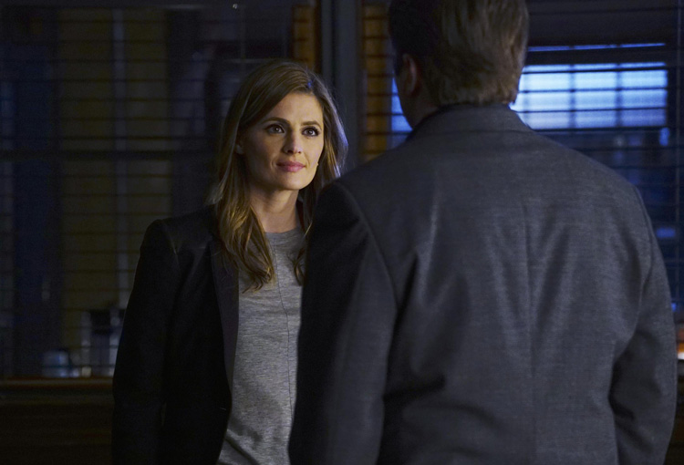 "Castle - Fidelis Ad Mortem - Review: ""One Of The Season's Strongest Episodes"""