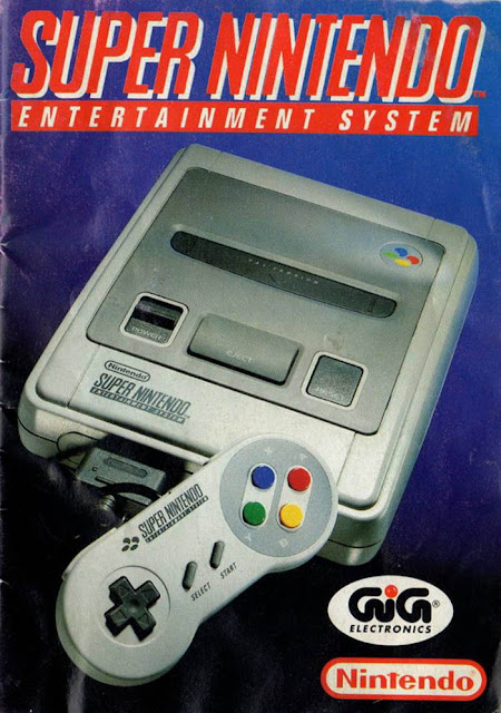Catalogo Super Nintendo Gig 1994-1995